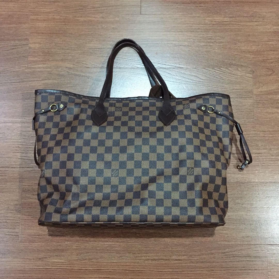 LV Neverfull   Tas LV   Louis Vuitton Bag 6557b12093