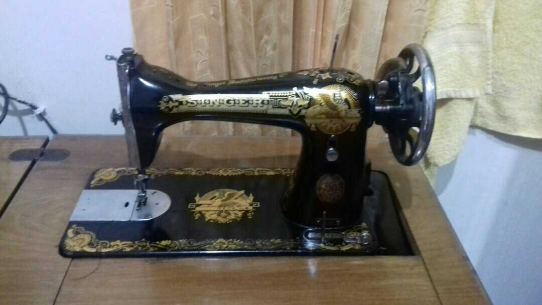 Mesin Jahit Singer Antiques Others On Carousell