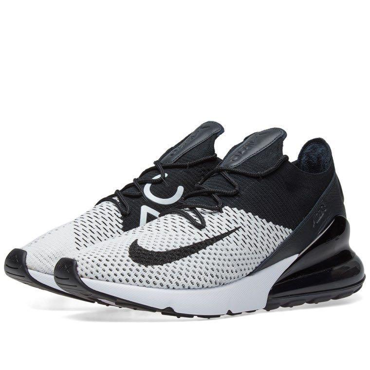 096895f0df Nike Air Max 270 Flyknit, Men's Fashion, Footwear, Sneakers on Carousell