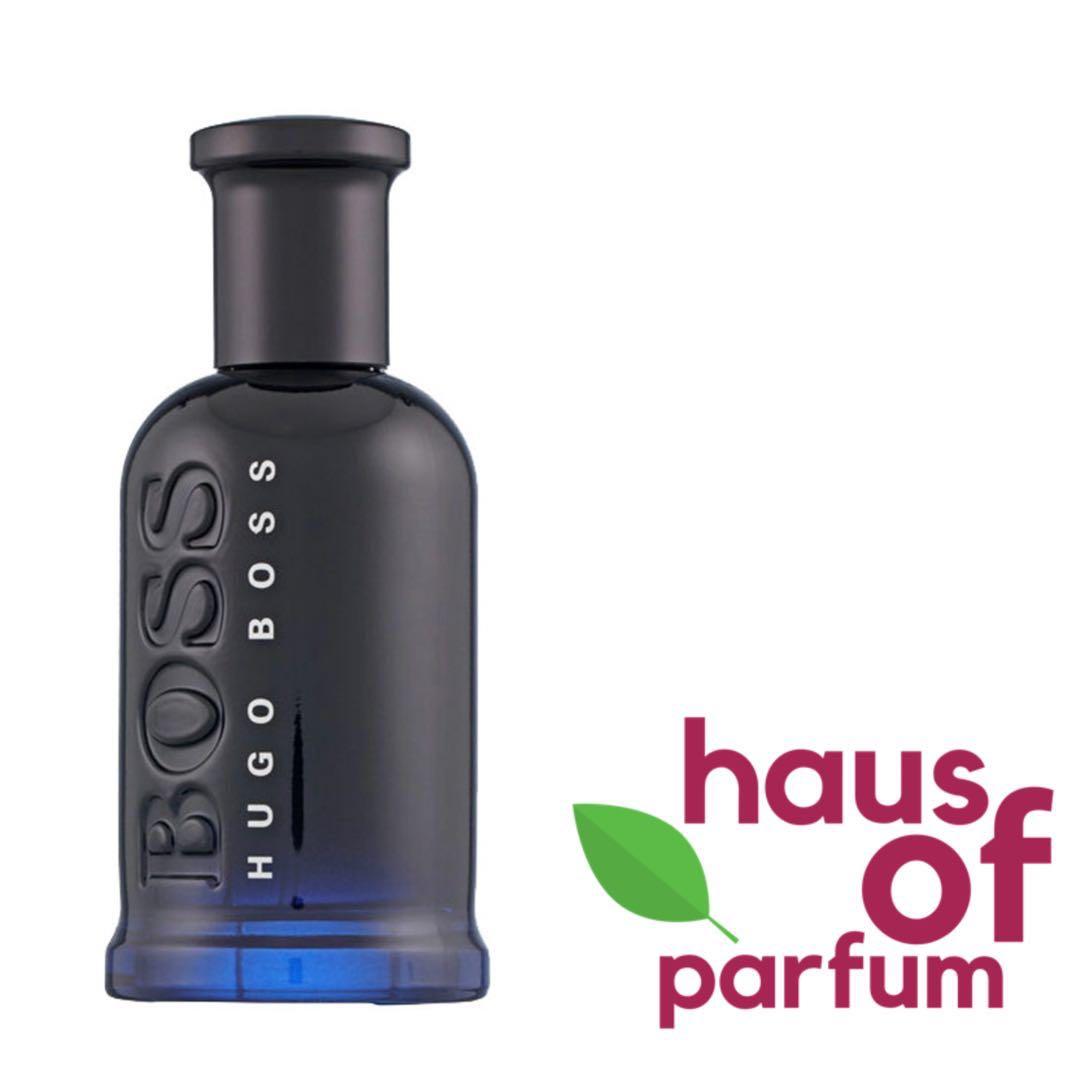 Original Hugo Boss Bottled Night Perfume 100ml Health Beauty