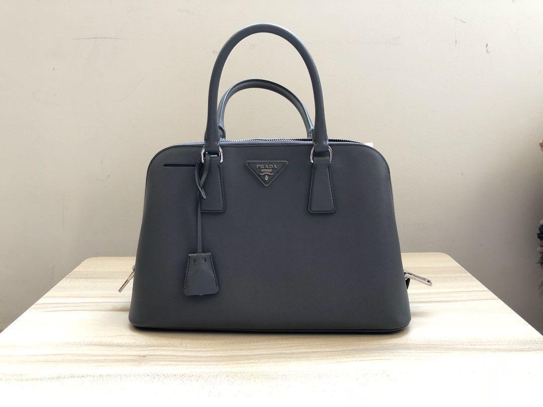 adbb921aa8bc Prada Promenade Saffiano Leather Bag