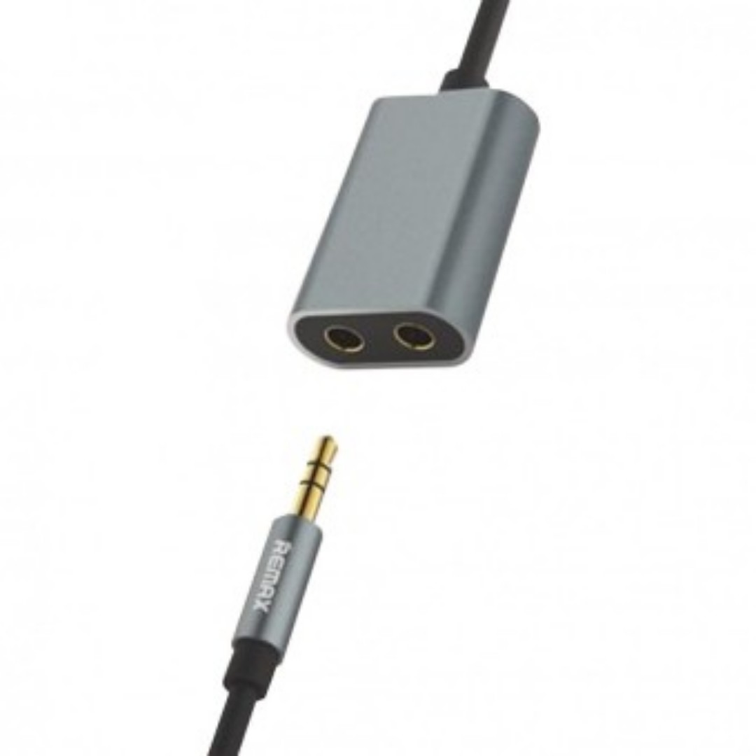 Remax Earphone Aux Share Jack Cable Rl S20 Black Buy Sell Online Audio 20s Image Result For