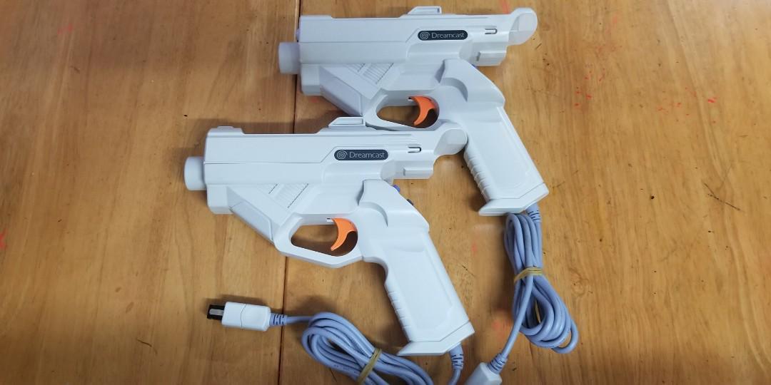Sega Dreamcast Light Gun(日版)