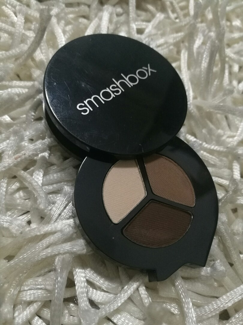 Smashbox Photo Op Eye Shadow Trio Travel Size Filter Preloved