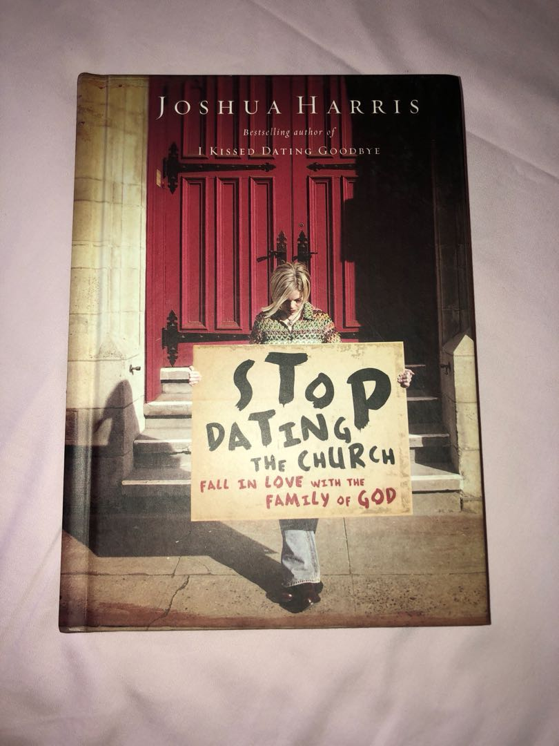 Stop dating the church joshua harris dating site in tanzania