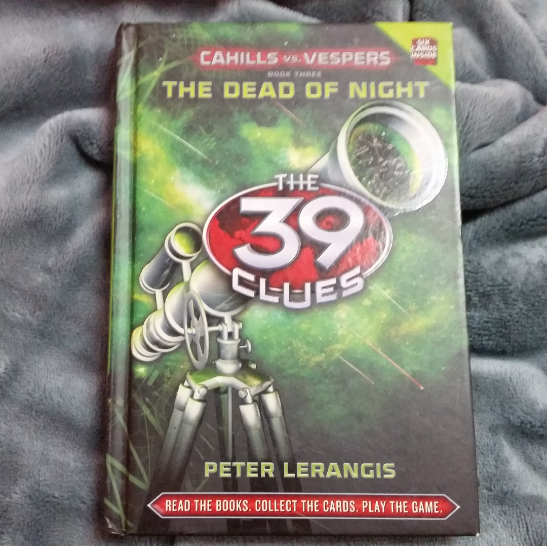 The 39 clues book three books books on carousell photo photo photo photo photo fandeluxe Gallery