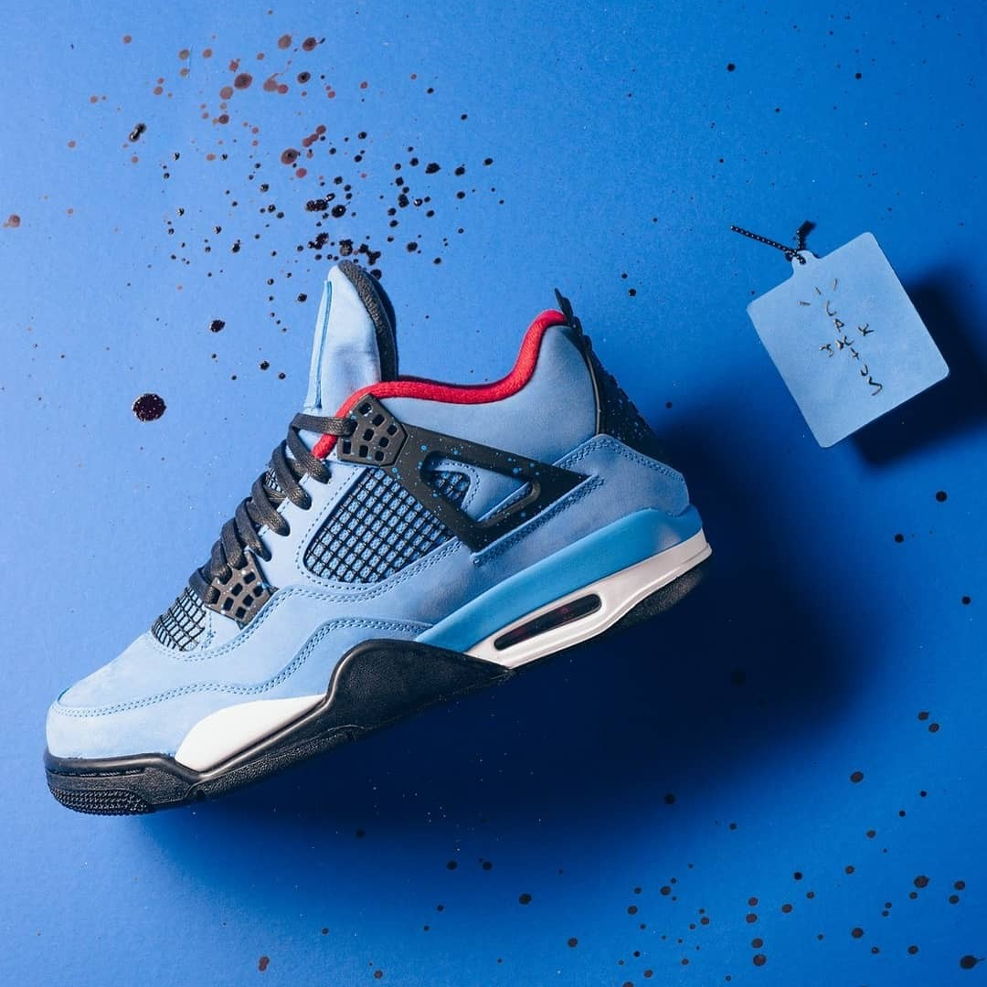 502b58ba0cfb Travis Scott x Air Jordan 4 Retro