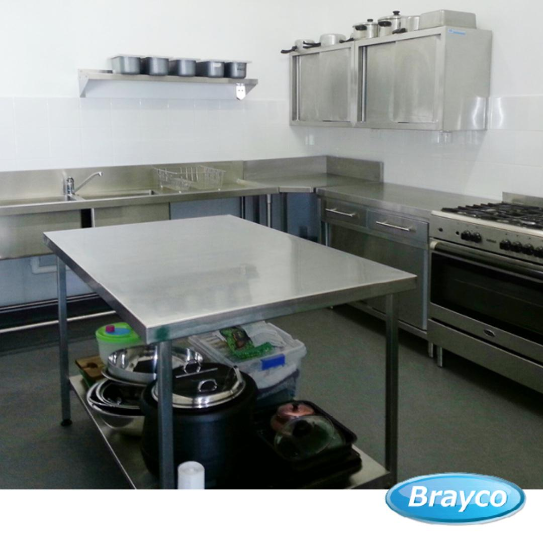 Wall Cabinets, Commercial Kitchen Cabinets, Stainless Steel Storage