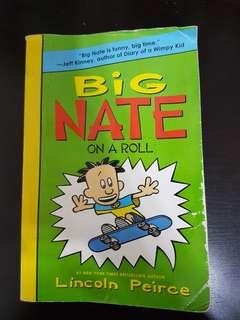 Big Nate on a rill