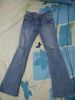 Jeans triset