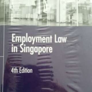 Employment Law in Singapore 4th Edition