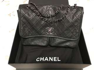 Chanel Classic 黑色牛皮