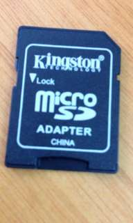 Micro SD Card Adapter
