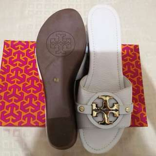 Tory Burch Patti Wedge Bleach