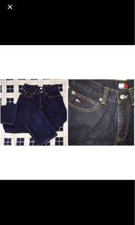 REPRICED From 450 to 200 High Waist Pants Tommy Hilfiger