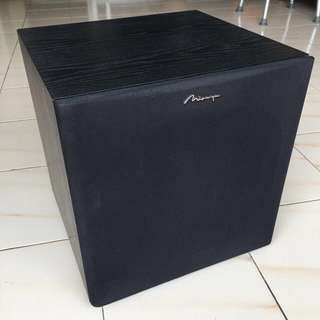 """Mirage Prestige Series PS-10 10"""" Sub woofer Made in Canada"""