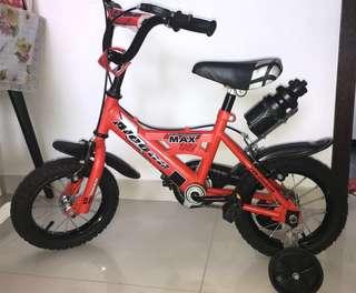 Kids Bicycle- Aleoca Max 12