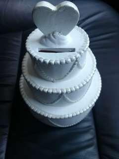 結婚蛋糕 錢罌