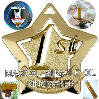 Happy Customers & Confidence Start for all the people. Proud of the MAGICAL MIRACLE OIL and etc stuffs...