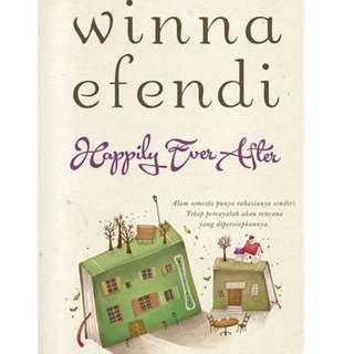 E-BOOK HAPPILY EVER AFTER - WINNA EFENDI