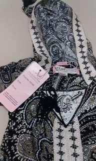 Baju gamis / tunik anak perempuan