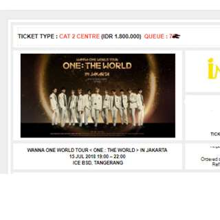 Wanna One The One World Tour