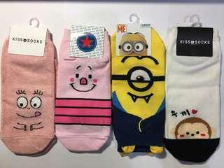 可愛韓國襪