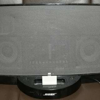 Bose sounddock serise II 播放器