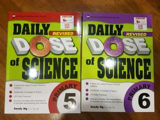 NEW Primary Science assessment bk.