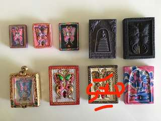 Lelong Sale - Butterfly amulets for Sale