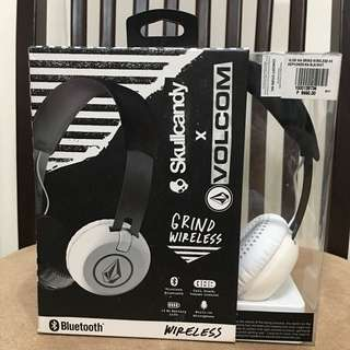 Skullcandy x Volcom Grind Wireless
