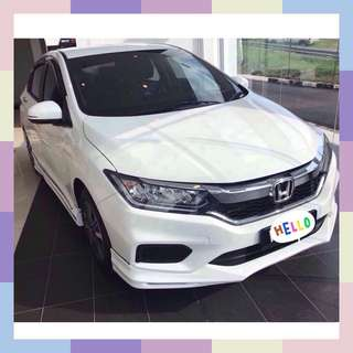 2018 New Honda city