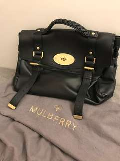 Mulberry Alex Leather Bag