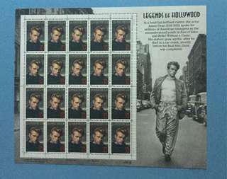 美國Jemma Dean 郵票小版
