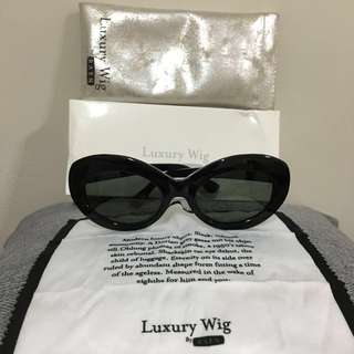 RAEN Ashtray Luxury Wig sunglasses