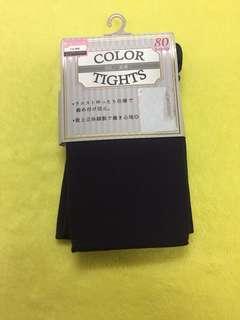 黑紫色Colour tights