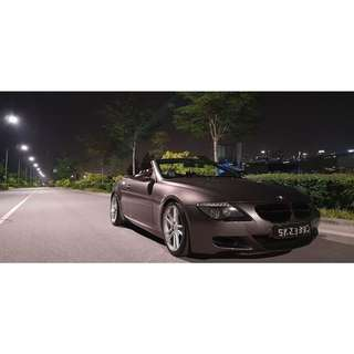 BMW 630i Coupe Auto