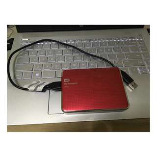WD 2TB External Hard Disk(Used)