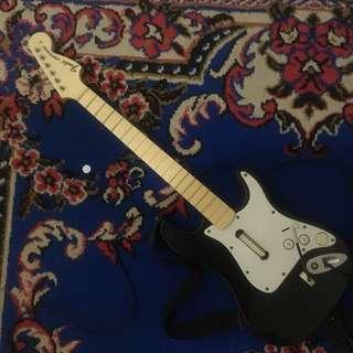 Rockband guitar controller Xbox 360