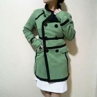 Apple Gren Winter Coat 💚