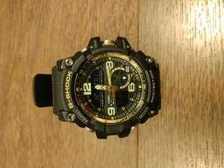 CASIO G-SHOCK MUDMASTER GG-1000GB-1A