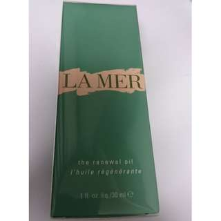Brand New La Mer, the renewal oil (30ml)