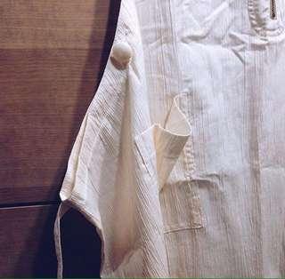 poemmm谷全新雙穿背心洋裝