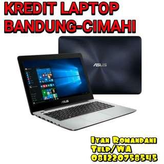 Asus X555BP Kredit A9 9420/4GB/1TB Kredit Laptop Bandung !