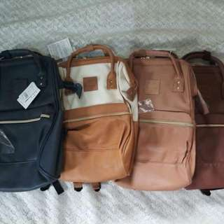 Anello bags 100% authentic