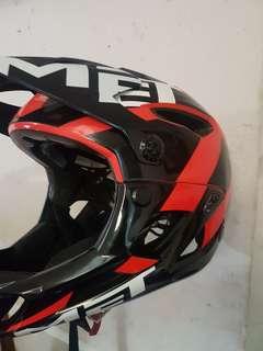 used helmet