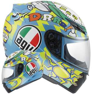 AGV K3 WAKE UP SIZE MEDIUM ONLY WAKE Adult Motorcycle Motorbike Full Face Helmet