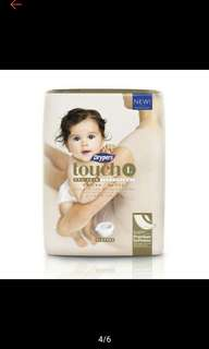 Drypers Touch L Diapers