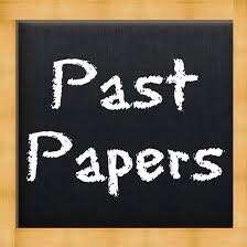 IGCSE Past Year Papers