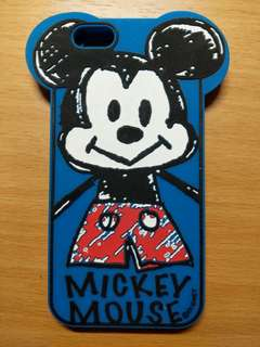 Disney iphone 6 case and screen protector